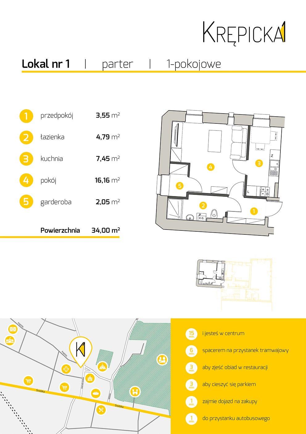 Karta mieszkania 1
